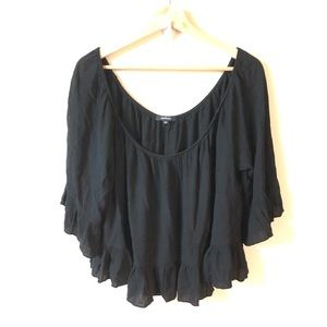 Ambiance 3XL off shoulder boho top